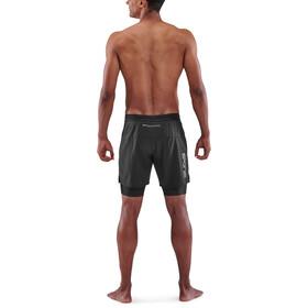 Skins Series-3 Superpose Shorts Herrer, sort